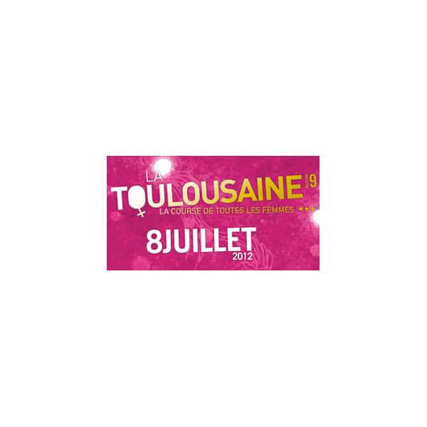 Echauffement Zumba pour l'édition 2012 de La Toulousaine