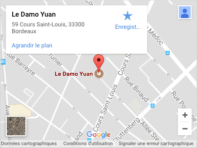 Centre Damo Yuan Chartrons