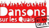 Am'Latine présente à Dansons sur les Quais – Bordeaux 2014