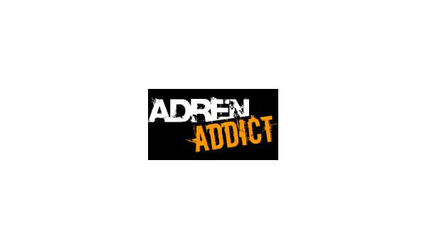 Echauffement Zumba pour la 1re édition de l'Adren'Addict