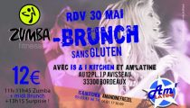 Zumba Brunch chez Is&I Kitchen