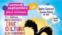 Démo de l'Atelier chorée lors des 7e « Rencontres Ciné et Culture » organisées par Esprit de Quartier