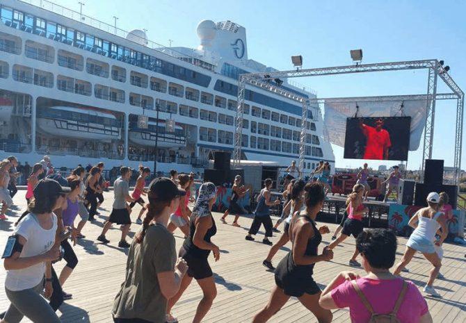 Venez bouger avec Am'Latine cet été à Dansons sur les Quais – Bordeaux 2017