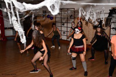 Zumb'halloween 31 octobre 2017
