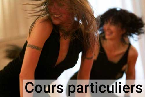 Cours particuliers danse Bordeaux