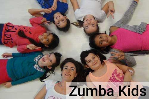 Zumba Kids Bordeaux Lormont